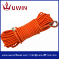 Electric Winch Used Double Braided Synthetic Winch Rope