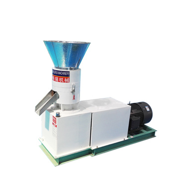 Food Waste to Animal Feed Pellet Machine