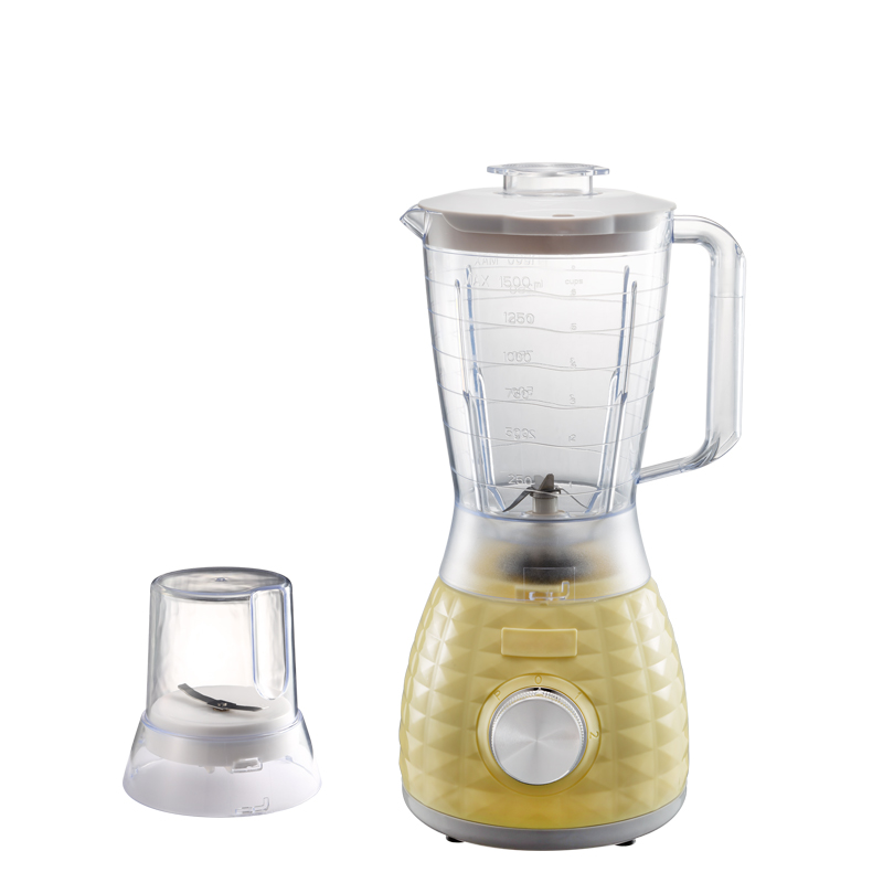 Hot Sell Plastic Jar 4 Speeds Electric Blender Juicer Blender Food Blender