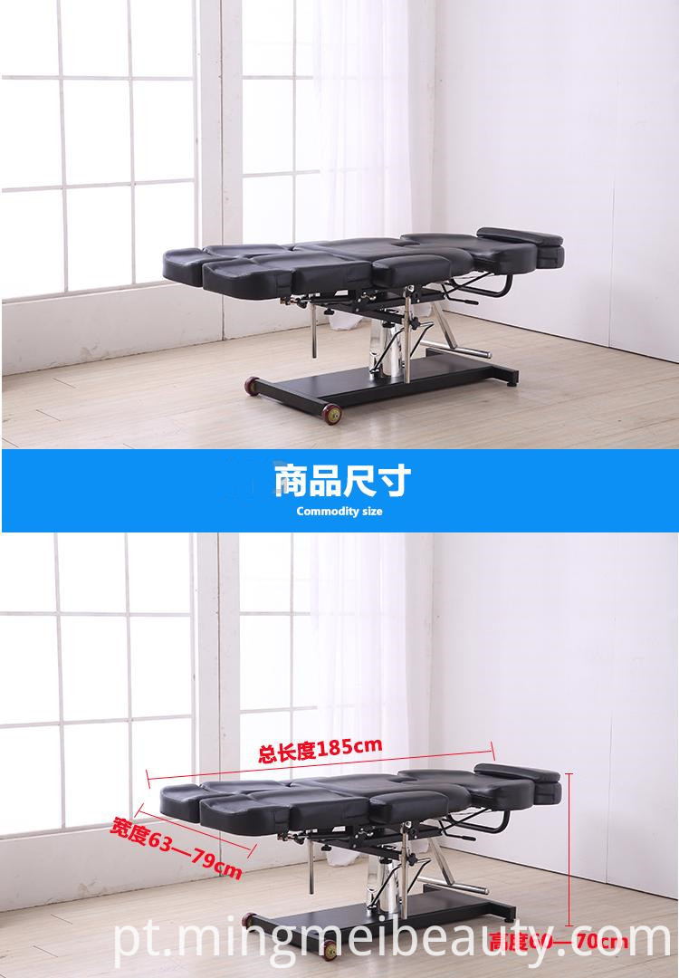 Hydraulic Massage Chair