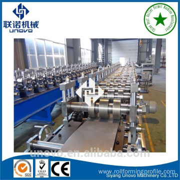 stainless electrical cabinet rack roll forming machine