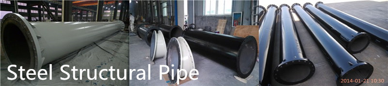 Steel Structural Pipe