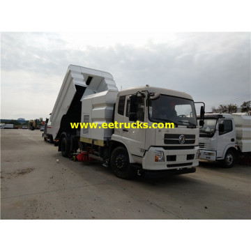 10000l DFAC Truck mounted Sweeper Broom