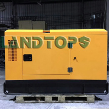 Fast Delivery for Yuchai Diesel 50kva Yuchai Soundproof Diesel Power Generator for Sale supply to South Korea Factory
