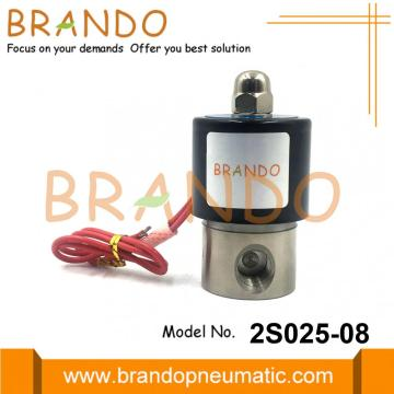 2S025-08 G1/4'' Normally Closed Electric Solenoid Valve