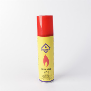 Good Quality for 100Ml Lighter Butane Gas Refill 100ML Butane gas refill for kitchen torch export to Liechtenstein Manufacturers