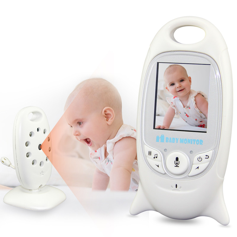 2 Way Communication Baby Monitor