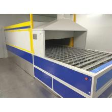 China for Electric Tunnel Oven spray coating tunnel drying oven supply to Faroe Islands Suppliers