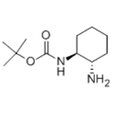 Naam: (1S, 2S) -Boc-1,2-diaminocyclohexaan CAS 180683-64-1