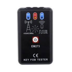 Key Fob tester Remote Control Radio Frequency tool
