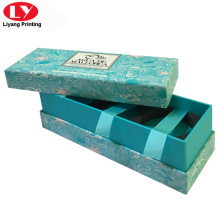 Printed cardboard Soap packaging box with EVA foam