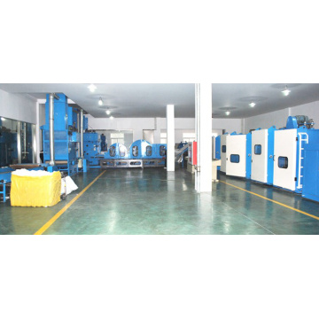 needle punching geotextile fabric machine