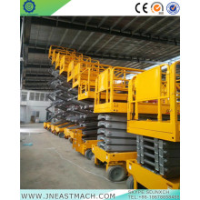 China for Scissor Lift Rental 6m Seychelles Self propelled scissor lift indoor export to Cayman Islands Importers