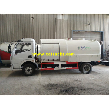 1000 Gallons DFAC LPG Dispensing Tank Trucks