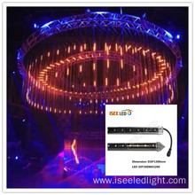 OEM for Best Dmx 3D Led Tube Light,3D Led Tube,Led Meteor Lights,3D Deco Light Manufacturer in China DMX 3D Meteor Tube Light For Club Lighting supply to Spain Exporter