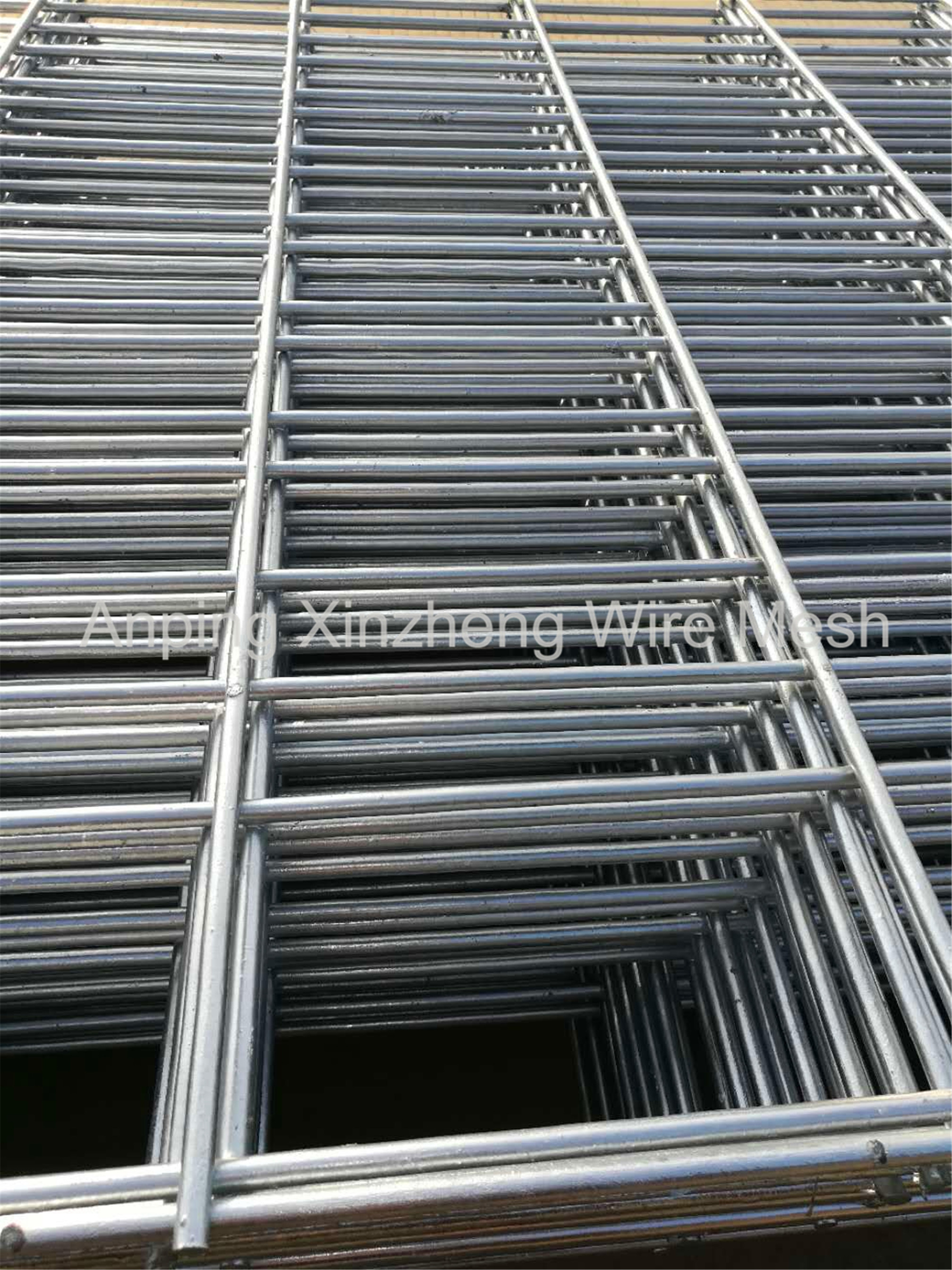 GI Welded Mesh Panels