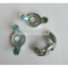 M6 Stampings Stainless Steel Butterfly nut
