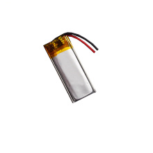 351230 small lipo 3.7v 85mah lithium ion battery