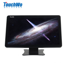 Aluminum alloy 21.5 inch touch screen monitor