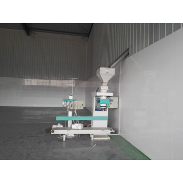 Activated carbon material packaging equipment