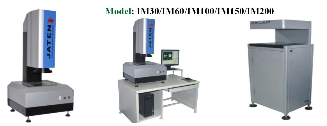 one-key measuring machine