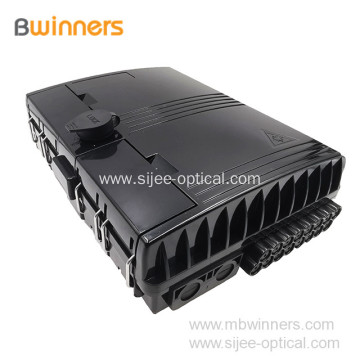 16core FTTH FDB Fiber Optic Terminal Box  PLC Splitter Fiber Distribution