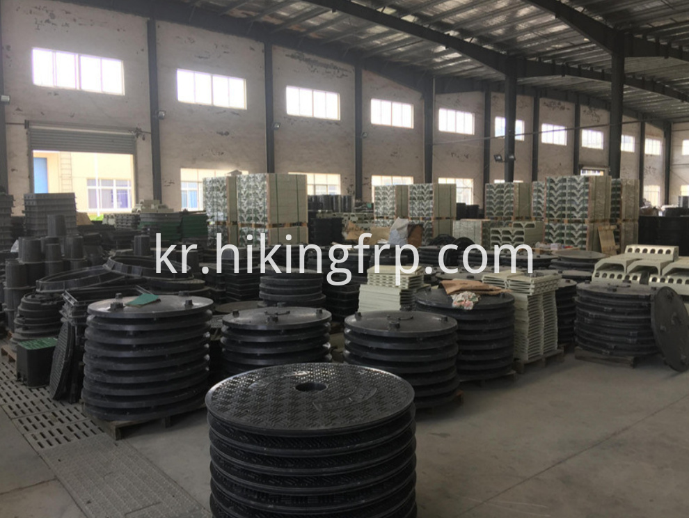 Weight Standard Size Round Manhole Cover