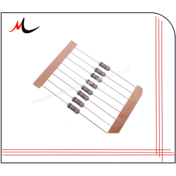 1W 0R68 Resistor through hole type taping pack