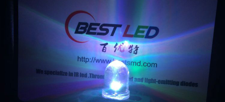 10mm rgb led