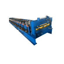 750mm roofing plate floor deck roll forming machine