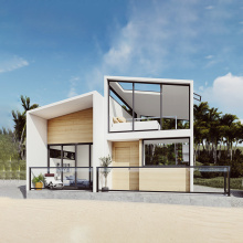 Pre-Fabricated Light Steel Villa