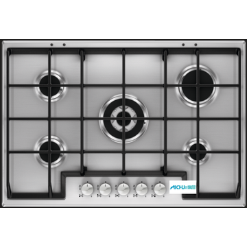 75cm Gas Hob SS Cooktop