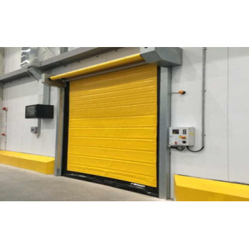 Automatic Insulation PVC Cold Storage Doors
