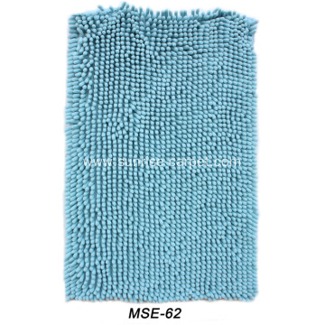 Chenille Rug with Microfiber
