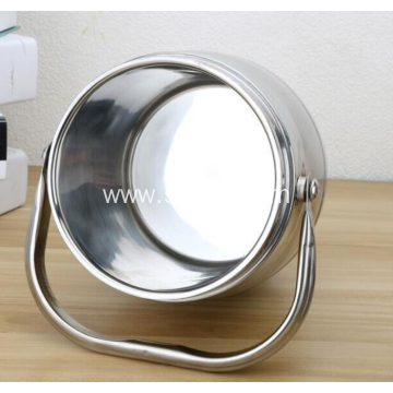 Three Layers Stainless Steel Vacuum Insulated Lunch Box