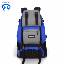Leisure sports large capacity mountaineering bag women