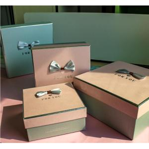 Wholesale Custom Paper Packaging Gift Box