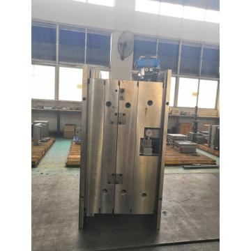 Large hot runner mould manufacturing