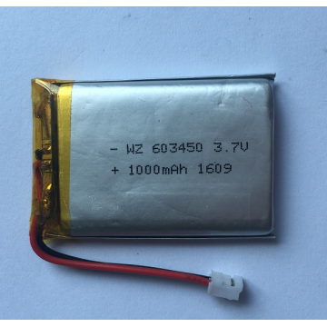 1000mAh Lipo Battery Portable Bluetooth Speaker (LP3X5T6)