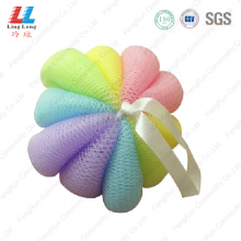luffa shower scrubber Luxury Shower bath Sponge