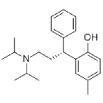Phenol, 2 - [(1R) -3- [Bis (1-methylethyl) amino] -1-phenylpropyl] -4-methyl-CAS 124937-51-5