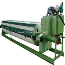 Bauxite Automatic Cast Iron Filter Press