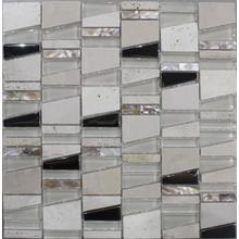 Special for American Style Marble Mosaic Shell Intersperse Glass Mosaic export to Kazakhstan Importers