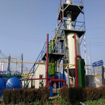 efficient oil refinery to diesel machine