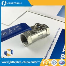 new products heating system factory directly din 2 way stainless ball valve