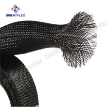 Excellent tensile strength protect hoses nylon hose sleeve