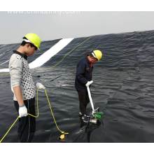 0.3-1.0mm Artificial Lake Liner HDPE Geomembrane Price