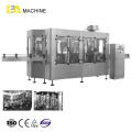 18 Heads Tin-Can Negative Pressure Filling Machine