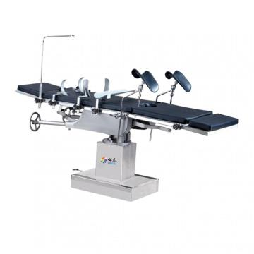 Head operated comprehensive operation table