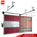 Warehouse PU Industrial Garage Interior Sectional Door